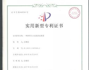 专利证书9