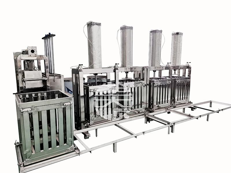 全自动豆干机便捷高效生产,为武先生创业冲锋