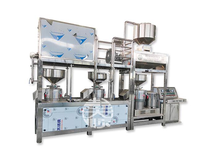 投资豆制品加工厂设备要多少钱