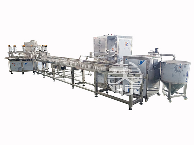 豆腐生产线