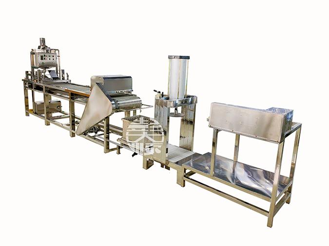干豆腐机器