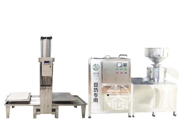 中型豆干机