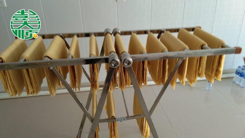 呼和浩特客户做的豆制品