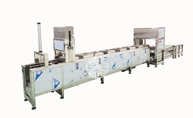 豆腐生产设备-冲浆豆腐机