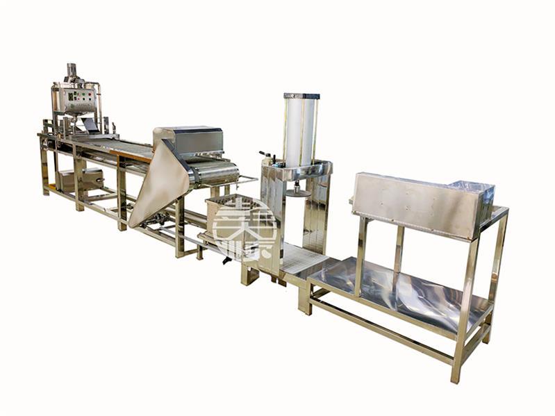 4米干豆腐机器