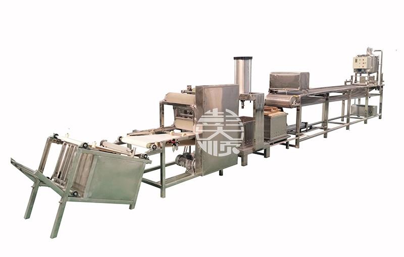 6米干豆腐机器