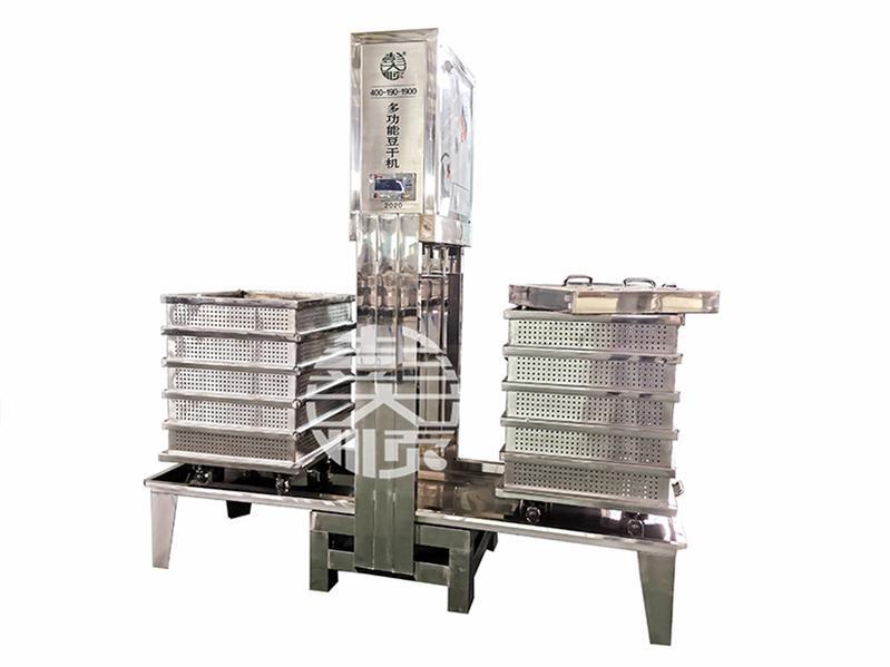 自动豆干压机