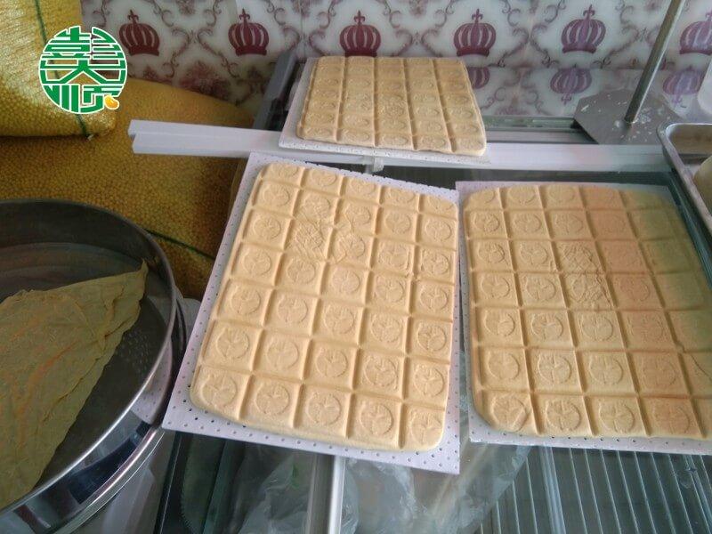 安阳张老板做出的豆制品