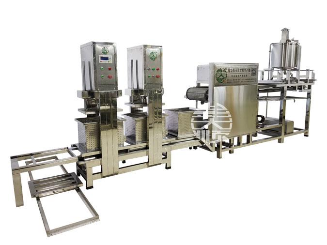 郑州干豆腐机器图片展示