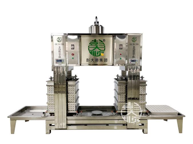 新款豆干机器